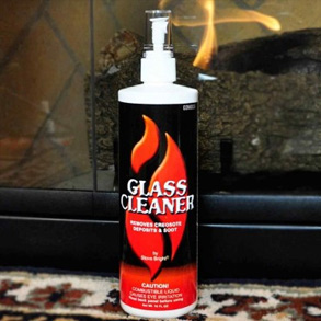 Glass & Fireplace Cleaners