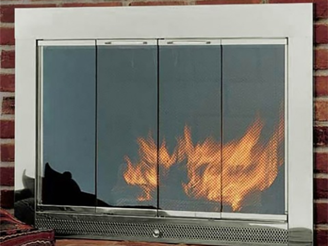 Benefits Of Fireplace Glass Doors Northline Express