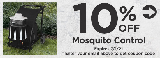 10% Off Mosquito Control