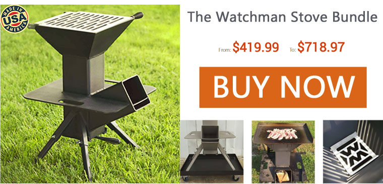 The Watchman Buy Now