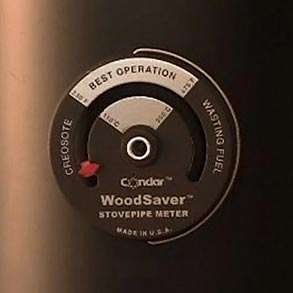 Wood Stove Thermometers