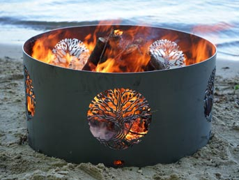 Outdoor Fire Pit Faqs Northline Express