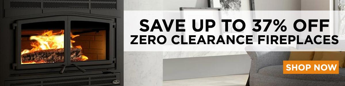 Shop Zero Clearance Fireplaces