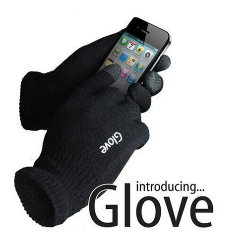 Fashion Unisex Gloves Colorful Mobile Capability