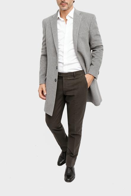 Men's Luxe Grigio Chiaro Blazer