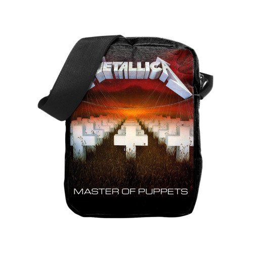 Metallica - Crossbody Bag - Master Of Puppets