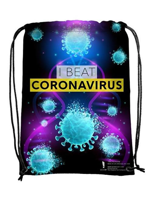 I Beat CoronaVirus Bag - UV