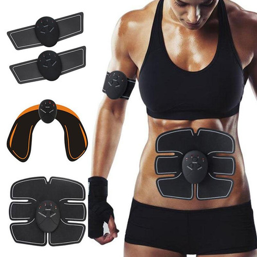 EMS Hip Muscle Stimulator Fitness Lifting Buttock Abdominal Trainer