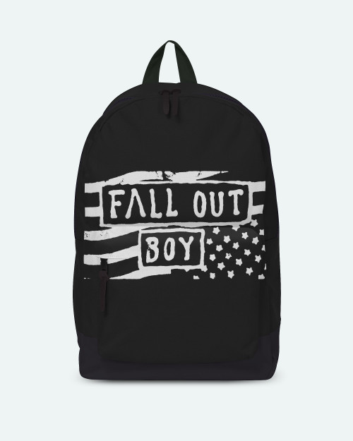 Fall Out Boy - Backpack - American Beauty / American Psycho