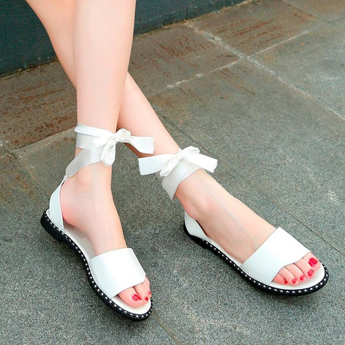 Fashion Women's Leather Sandals