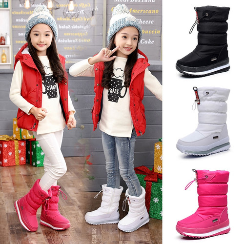 30 degree Winter girls Boots