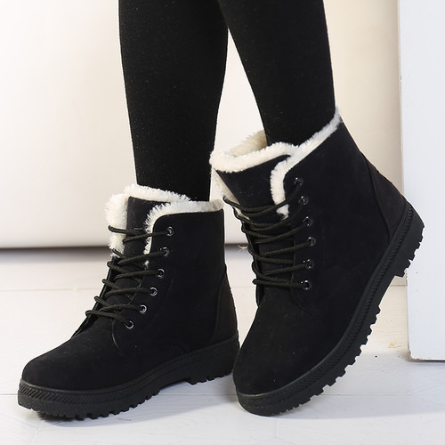 Women's Plus Size 44 Snow Boots For Women