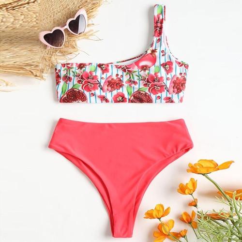 Beautiful Women's Bikini Set Swimwear Push-Up Padded