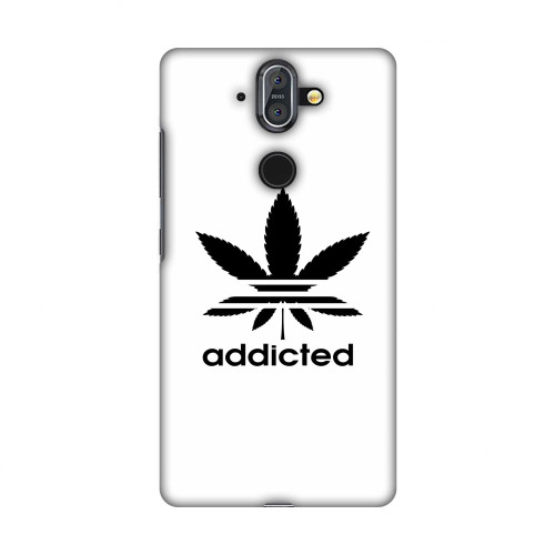 Addicted Slim Hard Shell Case For Nokia 8 Sirocco