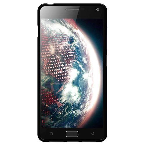 AMZER Pudding Soft TPU Skin Case for Lenovo Vibe P1 - Black