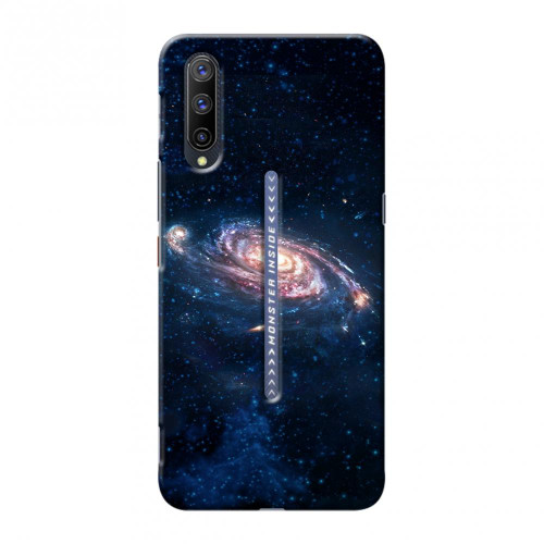 Andromeda Galaxy Slim Hard Shell Case For Vivo