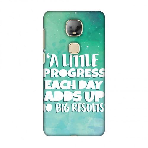 A Little Progress Each Day Slim Hard Shell Case