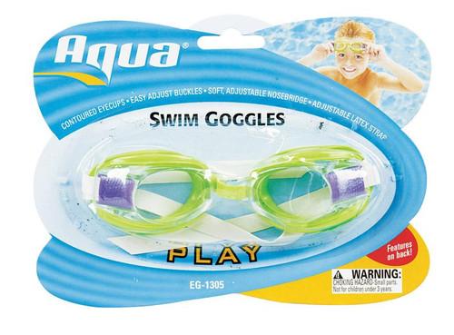 Aqua Play Assorted Kids Goggles