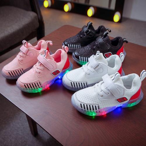 Children's Luminous Shoes Boys/Girls Sport