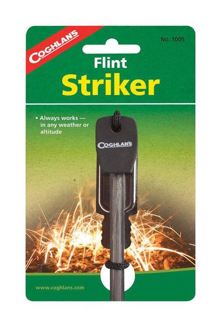 Coghlan's Black Flint Striker 3-7/8 in. H x 5/16 in. W x 3.625 in.