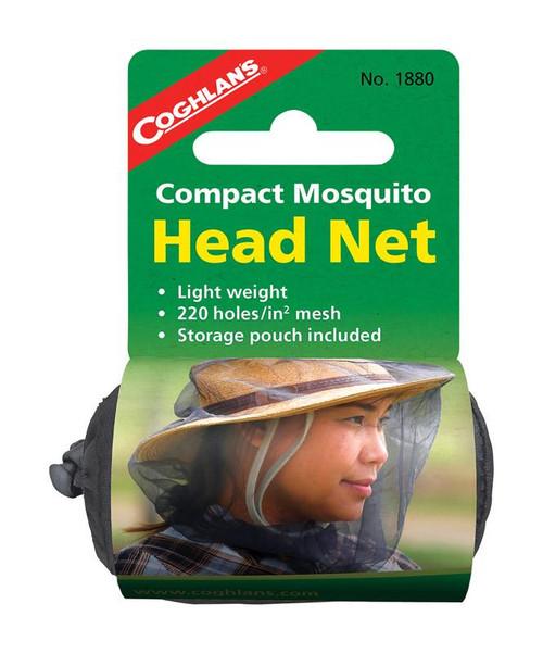 Coghlan's Black Mosquito Head Net  43.3 in. H x 19.7 in. W x 7.9 in.