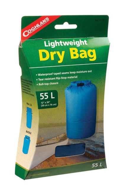 Coghlan's Dry Bag Blue Storage Bags  8.000 in. H x 30 in. W x 12