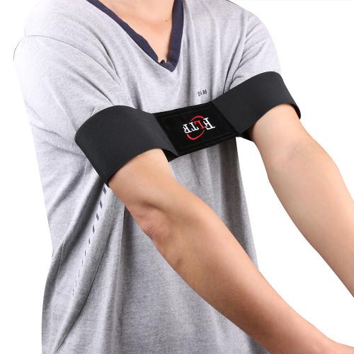 Golf Arm Posture Motion Correction Belt Black