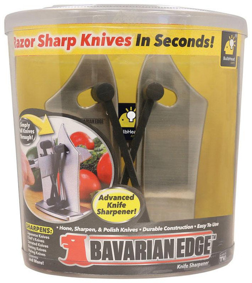 Bavarian Edge Kitchen Utensil Knife Sharpener Tungsten Carbide