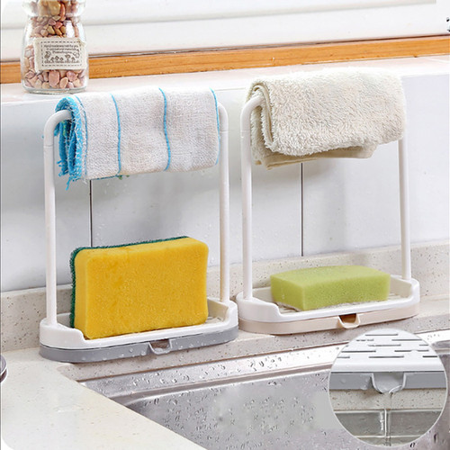 New Hanging Bathroom Kitchen Utensil Box