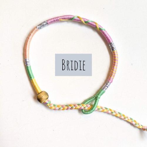 Bridie Friendship Bracelet / Anklet