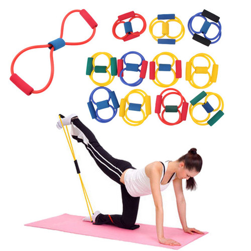 3pc Resistance Training Bands Tube Workout