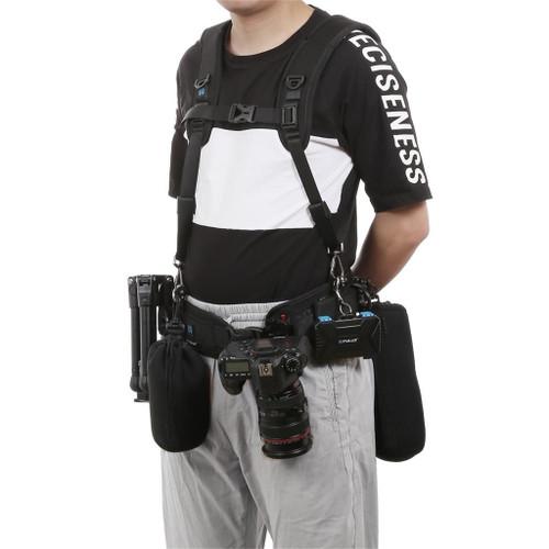 Multi-functional Photography Belt Set Travel