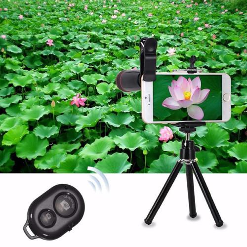 11 In 1 Smartphone Lens& Photography Selfie Bundle