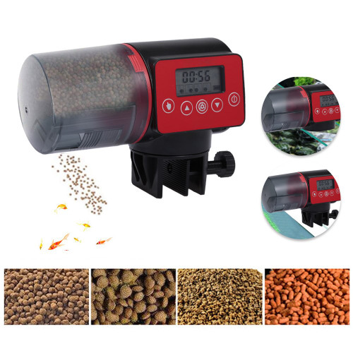 200ML Automatic Fish Feeder Electrical (Aquarium)