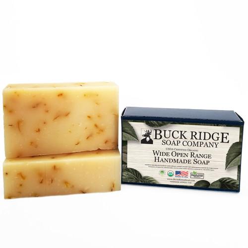 Wide Open Range Men's Handmade Soap