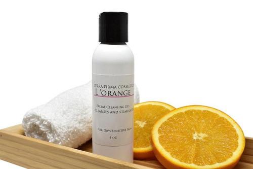 L'Orange Facial Cleanser