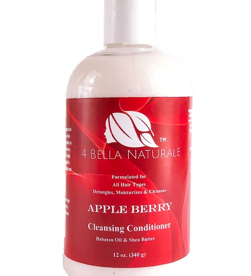 Apple Berry Cleansing Conditioner