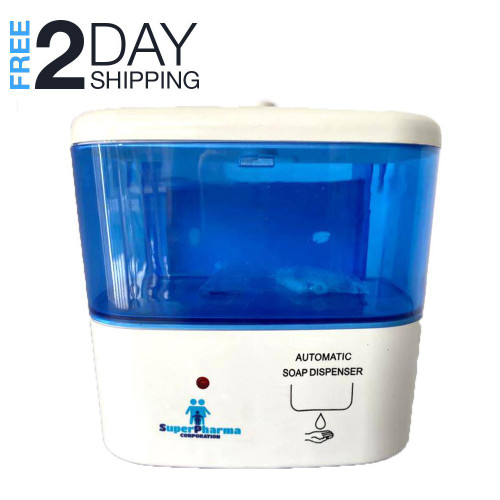 Automatic Hand Sanitizer Dispenser Touchless Liquid Soap