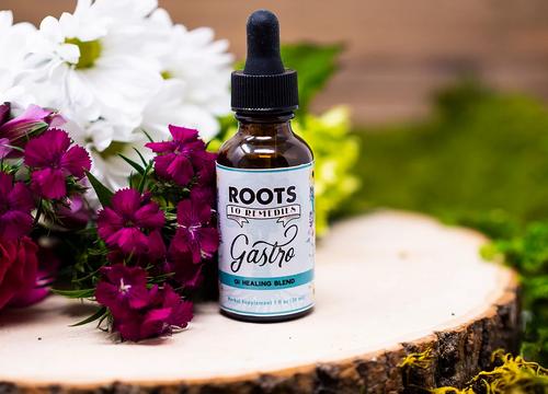 """Gastro"" GI Healing Herbal Tincture"