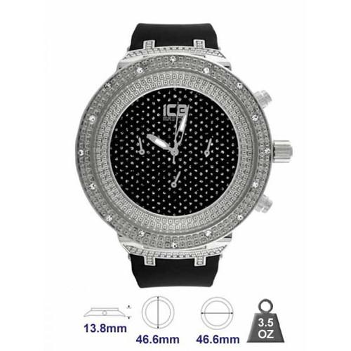 Bling Men's Watch in a unique Design