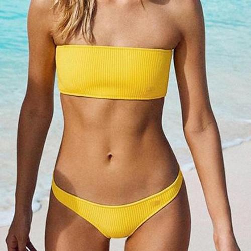 Sexy Women's Off Shoulder Push-Up Padded Bra