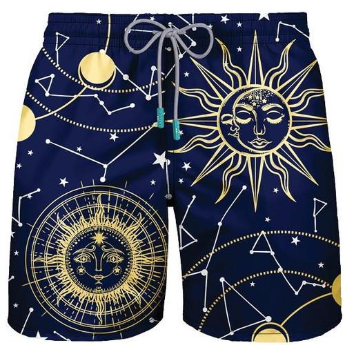 Men's Swimwear Astro Signs