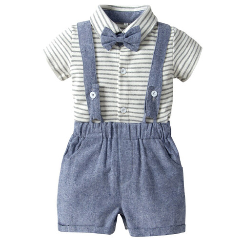 Fashion Style Cute Toddler Baby Boy Clothing