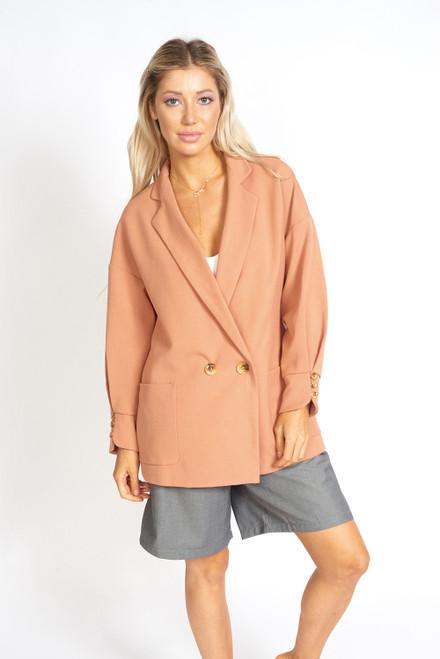Lisa Business Casual Oversized Blazer