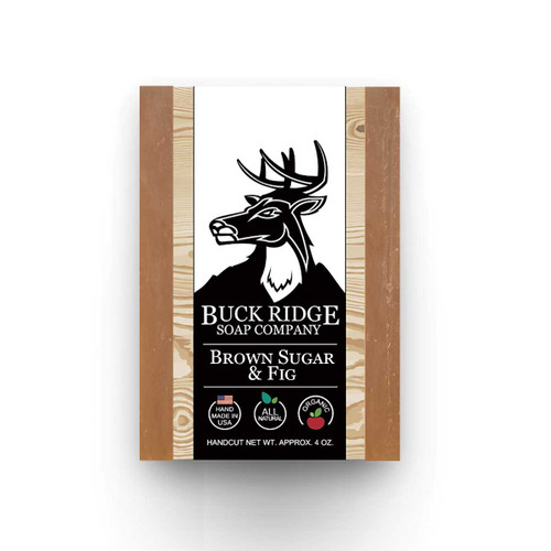 Brown Sugar & Fig Handmade Soap