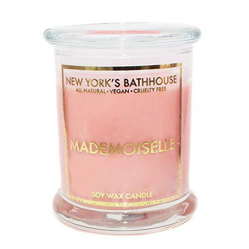 Soy Wax Candle - Mademoiselle Perfume Dupe