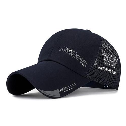 Men's Adjustable Trucker Outdoor Hat