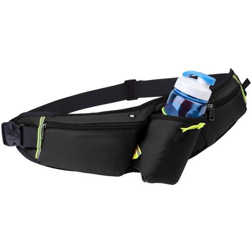Sports Water Bottle Hip Waist Pack Waterproof