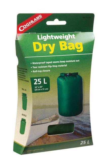 Coghlan's Dry Bag Green Storage Bags