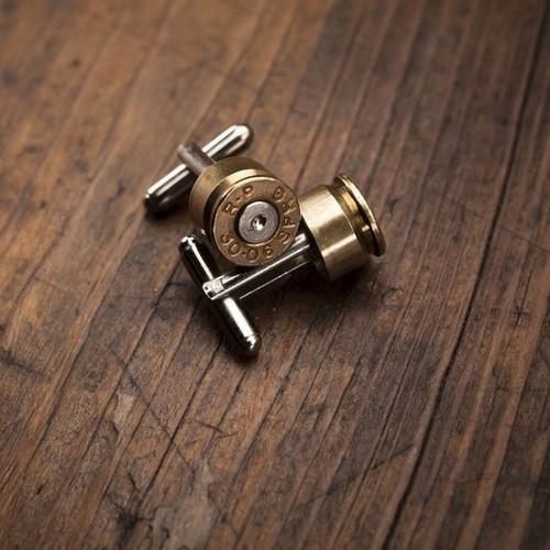 Bullet Cufflinks in replicated Design